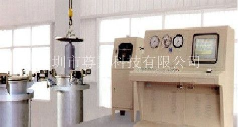 气瓶水压爆破试验机(外测法)