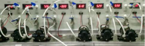 净水器泵阀水龙头寿命试验机